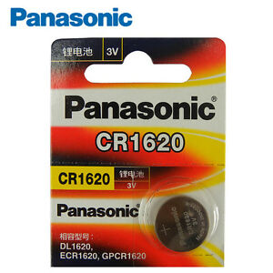 brand-new-PANASONIC-CR1620-Lithium-Battery-in-original-package-free-postage