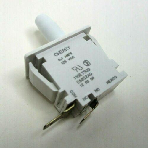 125VAC Cherry SPST Door Switch 0.1A 1pc 0E6852AD Free Shipping USA