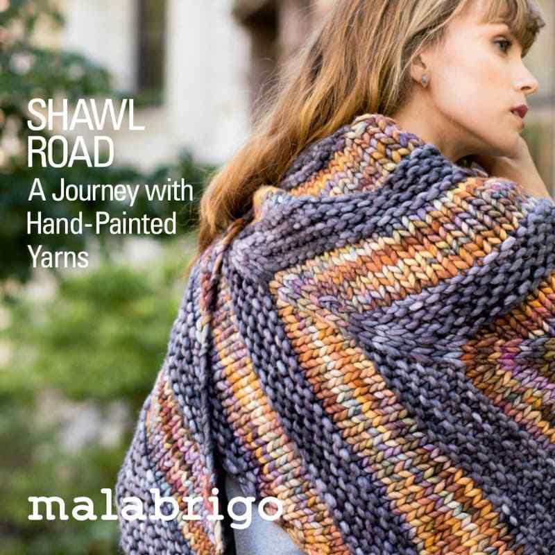 Malabrigo Mechita /& Sock 15 patterns :Pattern Book #14: