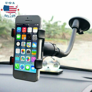 Universal 360° Rotating Car Windshield Mount Holder Bracket for CEll Phone