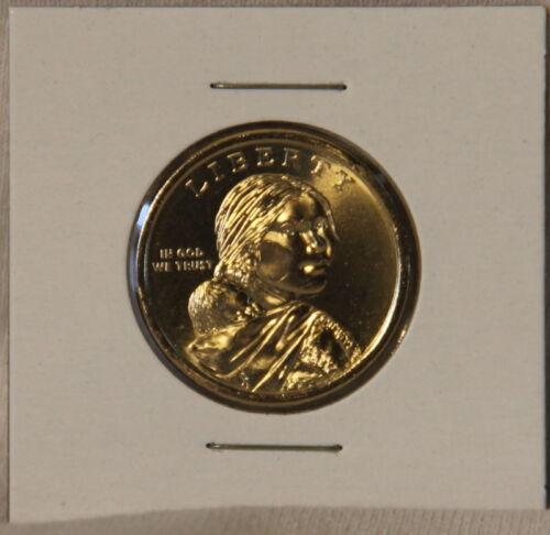 2009 P Sacagawea Native American Dollar Coin Uncirculated BU Philadelphia