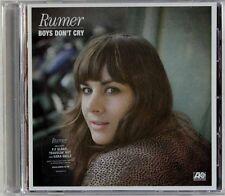 Rumer - Boys Don't Cry (Enhanced CD) New