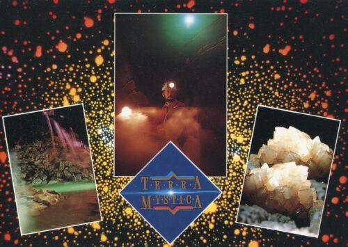 Alte Postkarte - Terra Mystica