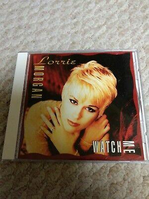 Morgan, Lorrie : Watch Me CD | eBay