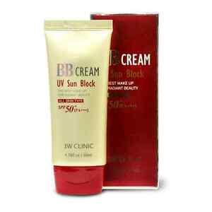 3W-CLINIC-UV-Sun-Block-BB-Cream-50ml-SPF50-PA-Korea-Cosmetic