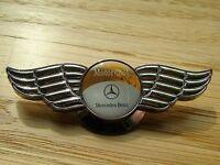 Mercedes Benz Brosche Abzeichen Pin Nadel Badge Emblem AMG W107 W111 W114 W116