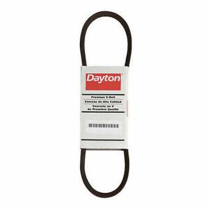 DAYTON-6A126-BX46-Cogged-V-Belt-Outside-Length-49-034