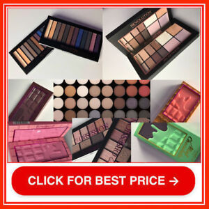 Makeup-Revolution-I-Heart-Chocolate-Eyeshadow-Palette-Cover-Contour-Highlighter