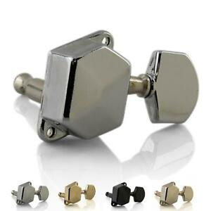 Northwest Guitars J-805 Tuners Machine Heads 3 /& 3 for Acoustic Electric