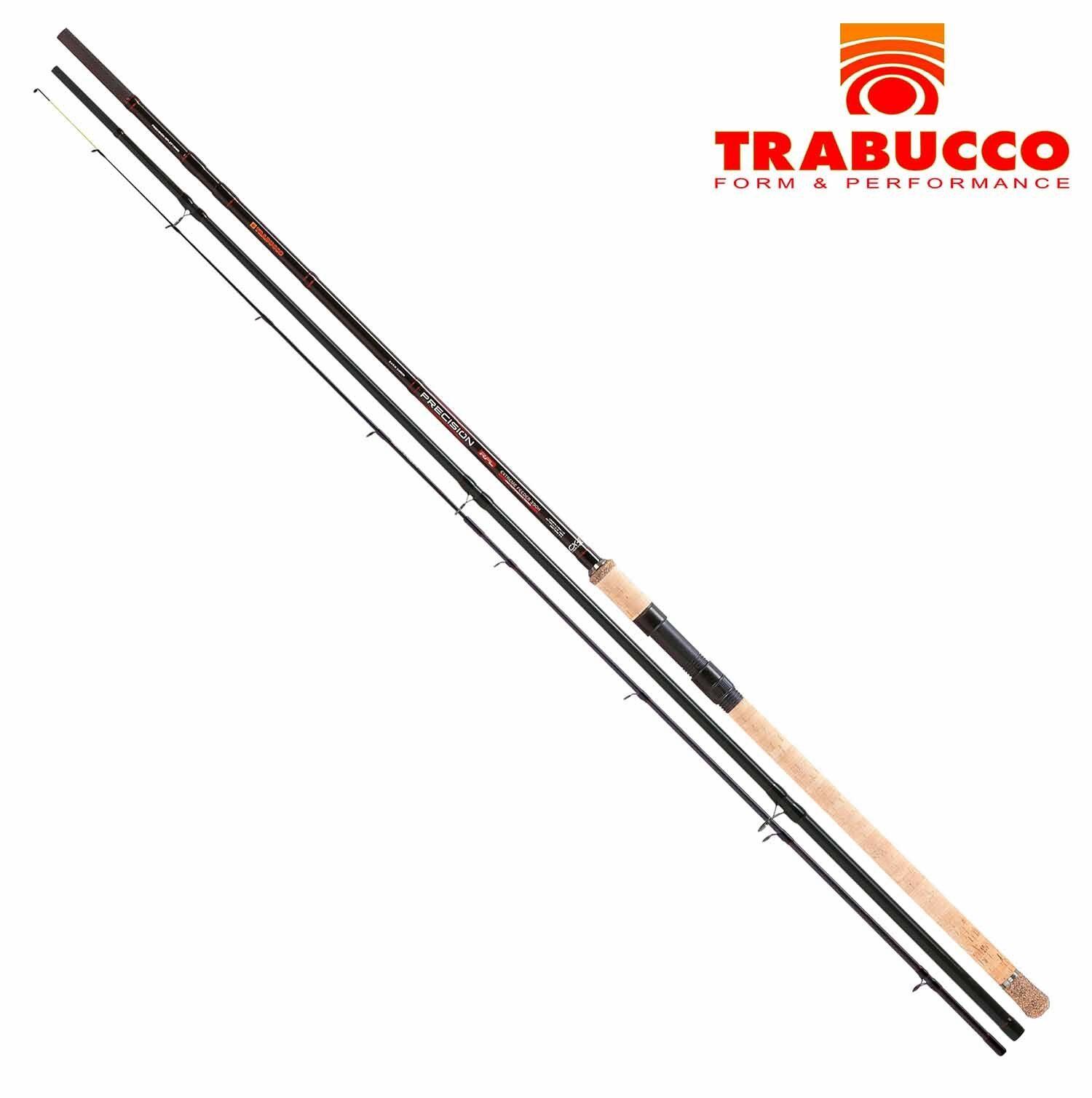 15239300 Canna Trabucco Precision RPL Extreme Feeder 3,90 m 230 g Carbonio CAS