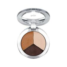 Purminerals Pur Minerals Perfect Fit Eye Shadow Trios in JET SETTER New Boxed