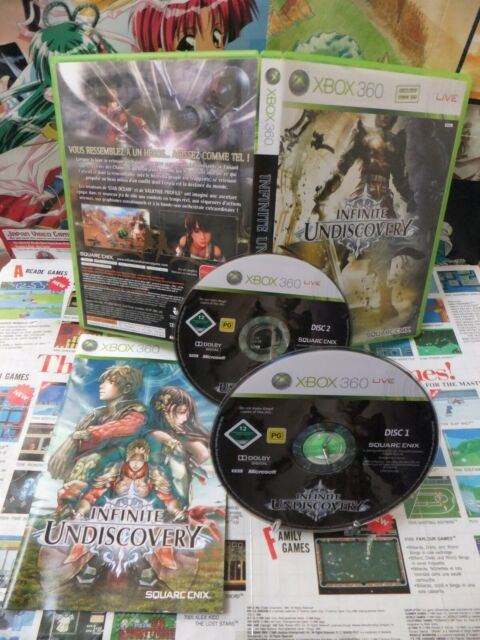 XBox 360:Infinite Undiscovery [TOP RPG & 1ERE EDITION] Fr