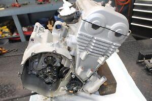 06-11 KAWASAKI NINJA 650R Engine Motor Transmission