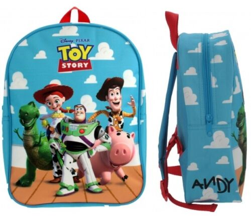 Official Toy Story Character Deluxe Junior School Backpack Rucksack Bag New Gift