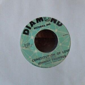 Johnny-Thunder-Good-Morning-Sadness-Constitution-of-Love-VG