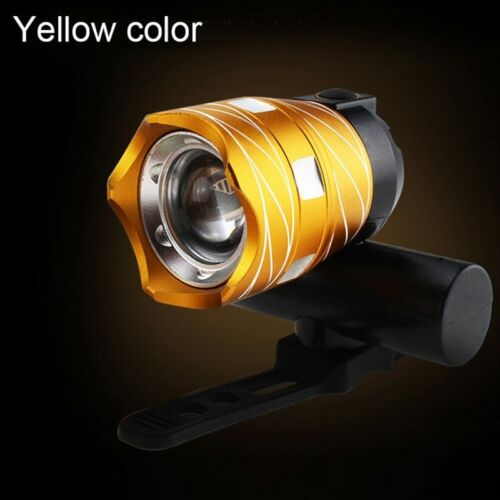 ZK30 16000LM 3000mAh LED USB Rechargeable Outdoor Zoomable T6 Bicycle Light