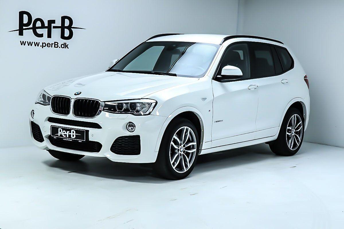 BMW X3 2,0 xDrive20d aut. 5d - 509.900 kr.