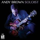 Soloist 0038153501921 by Andy Brown CD