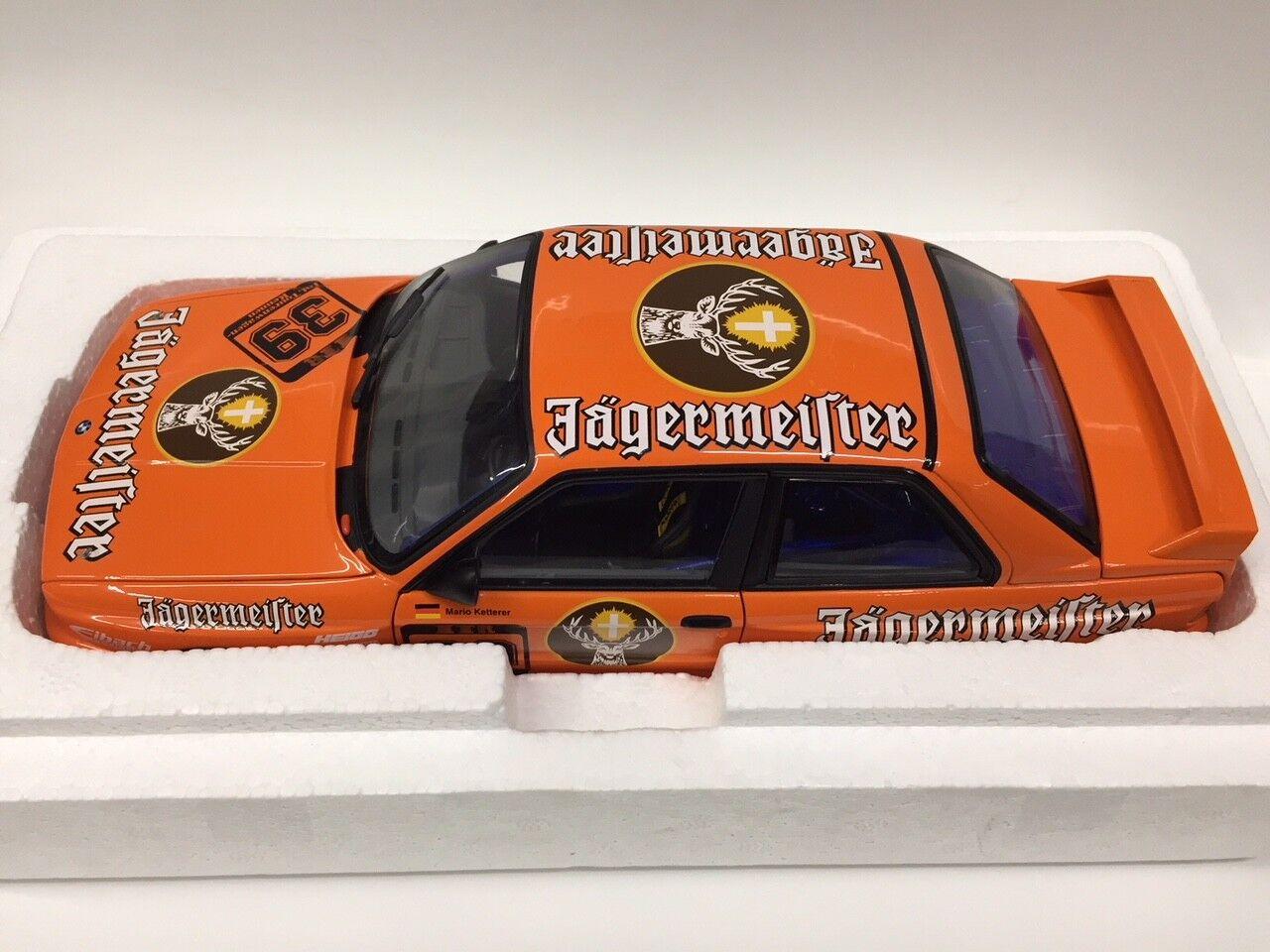 MINICHAMPS 180882039 BMW M3 DTM 2018 AVUS-RENNEN - M. KETTERER