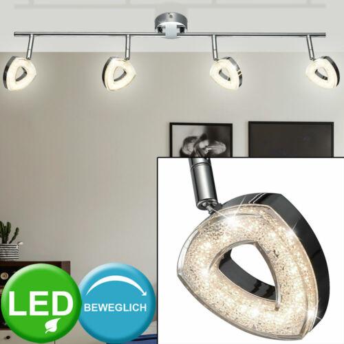 DEL Plafonnier Lampe de travail chambre bureau spot cristal éclairage mobile