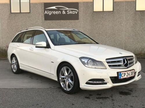 Mercedes C250 2.2 CDi Avantgarde stc. aut. BE