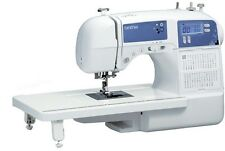 Brother 100-Stitch Computerized Sewing Machine Sewing Embroidery Lightweight