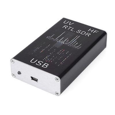 100KHz-1.7GHz full band UV HF RTL-SDR USB Tuner Receiver/ R820T2+8232 Ham Radio