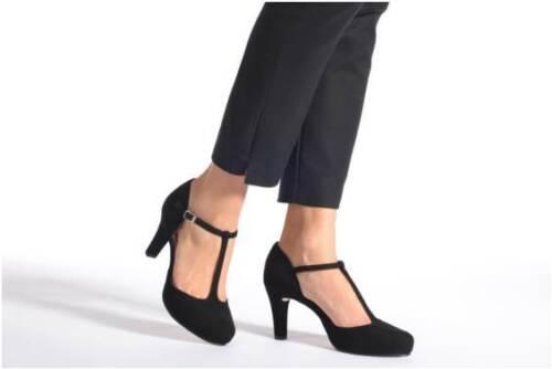 talons New Unisa 109 Suède Royaume Noir 4 Rrp Chaussures 90 Kid Netan 8cm £ à hauts Uni 37 Y1qYHR