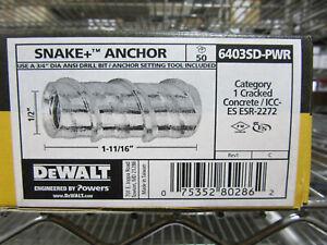 "25pcs 1//2/"" powers snake anchor"