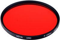 Hoya 62mm Red 25 Multi Coated Glass Filter. U.s Authorized Dealer