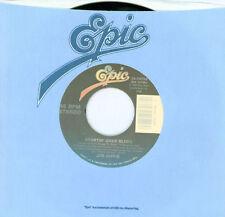 """JOE DIFFIE Startin' Over Blues/ Just A Regular Joe 7"""" 45 COUNTRY ROCK VINYL EPIC"""