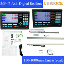 New 23 Axis Digital Readout Dro For Manual Lathe Milling Grinding Boring Machin