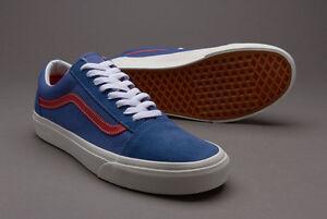 Vintage Vieux Chaussures Tabouret 5 8 Unisexe Vans Sport 9 1RHdwq
