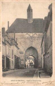 Ainay-Le-Chateau-Antique-Holder-City