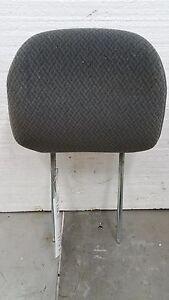 Dodge-Caravan-Front-Bucket-Seat-Headrest-D5-Trim-Code-Medium-Quartz