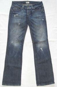 Tommy Hilfiger Women's Jeans W29 L34 Daisy Lightning Indigo 29-34 Condition Very