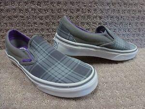 Détails sur Vans Kids Chaussures