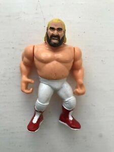 Rare Wwe Big John Studd Hasbro Personnalisé Série De Lutte Figure Wwf