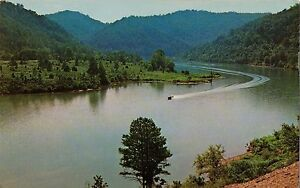 Postcard-Kentucky-Buckhorn-Lake-State-Park-1960s-70s-Perry-County
