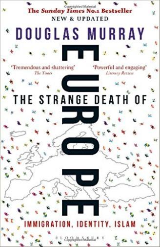 Douglas Murray-Strange Death Of Europe (Immigration  Identi (UK IMPORT) BOOK NEW
