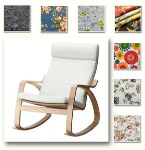 Genial Image Is Loading Custom Made Chair Cover Fits IKEA Poang Armchair