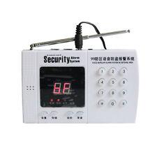 Home Wireless 433MHz Smart Security Burglar Alarm System Auto Dialer Kits