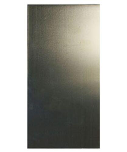 "Nickel Silver Sheet 18ga 6/"" x 3/"" 1.02mm Thick"