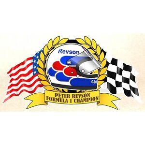 P-REVSON-Formula-1-Champion-Sticker