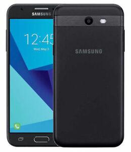 SAMSUNG Galaxy J3 Prime Metropcs 16GB Black Smartphone