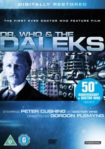 Nuovo-Doctor-Who-amp-The-Daleks-DVD-OPTD2529