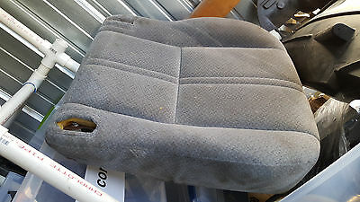 1997-2001 toyota camry  front left driver seatbelt grey oem 97tc2