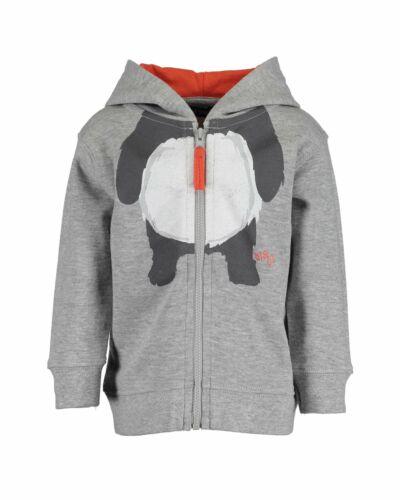 Blue Seven Baby jóvenes Sospechosovarón sweatjacke chaqueta de punto hoody Sweater chaqueta