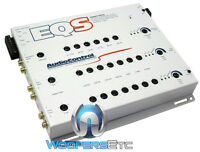 White Eqs Audio Control 6-channel 40 Bands Pre Amp Equalizer Audiocontrol on sale