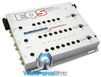 White Eqs Audio Control 6-channel 40 Bands Pre Amp Equalizer Audiocontrol on sale